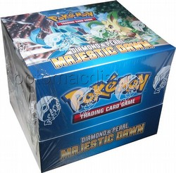 Pokemon TCG: Diamond & Pearl - Majestic Dawn Theme Starter Deck Box