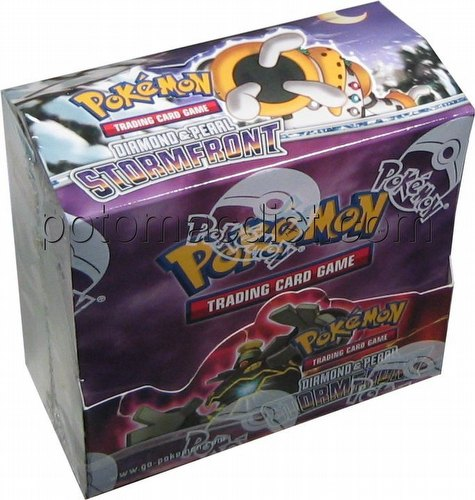 Pokemon TCG: Diamond & Pearl - Stormfront Booster Box