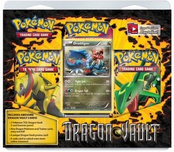 Pokemon TCG: Dragon Vault Pack
