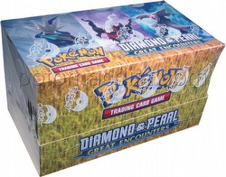 Pokemon TCG: Diamond & Pearl - Great Encounters Theme Starter Deck Box