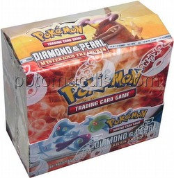 Pokemon TCG: Diamond & Pearl - Mysterious Treasures Booster Box