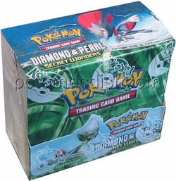 Pokemon TCG: Diamond & Pearl - Secret Wonders Booster Box