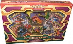 Pokemon TCG: Garchomp-EX Box