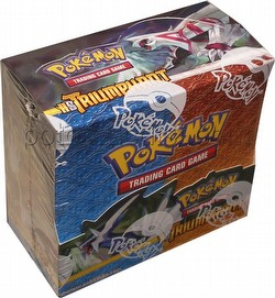 Pokemon TCG: HeartGold & SoulSilver (Heart Gold and Soul Silver) Triumphant Booster Box