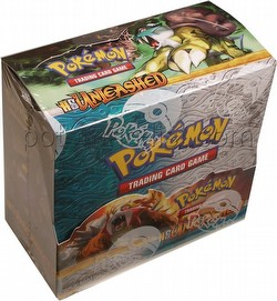 Pokemon TCG: HeartGold & SoulSilver (Heart Gold and Soul Silver) Unleashed Booster Box