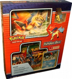 Pokemon TCG: Keldeo Box
