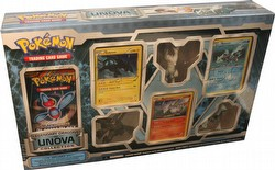 Pokemon TCG: The Legendary Dragons of Unova Box