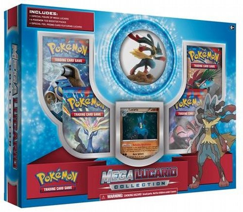 Pokemon TCG: Mega-Lucario Box