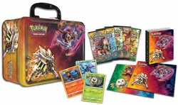 Pokemon TCG: 2017 Spring Collector Chest Tin Case [9 tins]
