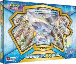 Pokemon TCG: Aurorus-EX Box