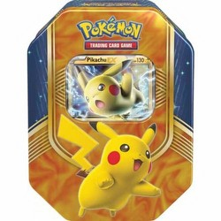 Pokemon TCG: 2016 Fall Battle Heart Pokemon Tin