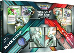 Pokemon TCG: Battle Arena Decks - Black Kyurem Vs. White Kyurem Set