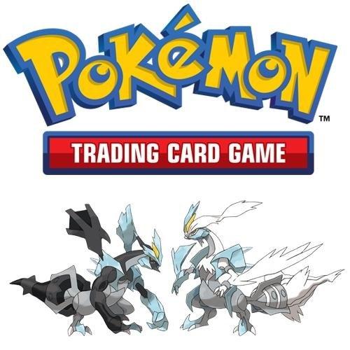 Pokemon TCG: Battle Arena Decks - Black Kyurem Vs. White Kyurem Case [8 boxes]