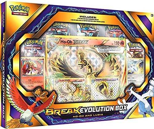 Pokemon TCG: BREAK Evolution Ho-Oh and Lugia Box