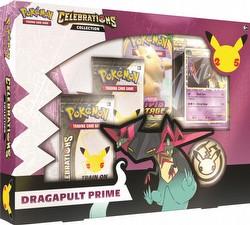 Pokemon TCG: Celebrations Collection - Dragapult Prime Box