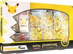 Pokemon TCG: Celebrations Pikachu V-Union Special Collection Box