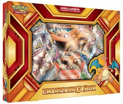 Pokemon TCG: Charizard-EX Fire Blast Box