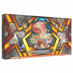 Pokemon TCG: Charizard-GX Premium Collection Box