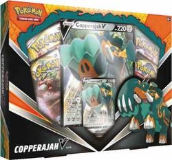 Pokemon TCG: Copperajah V Box