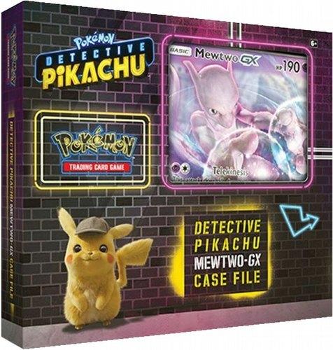 Pokemon TCG: Detective Pikachu Character GX Box