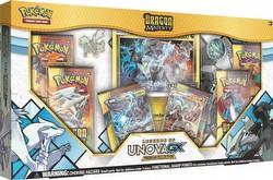 Pokemon TCG: Dragon Majesty Legends of Unova GX Premium Collection Box