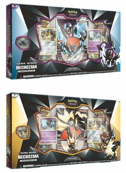 Pokemon TCG: Dusk Mane Necrozma/Dawn Wings Necrozma Premium Collection Set [1 of each box]