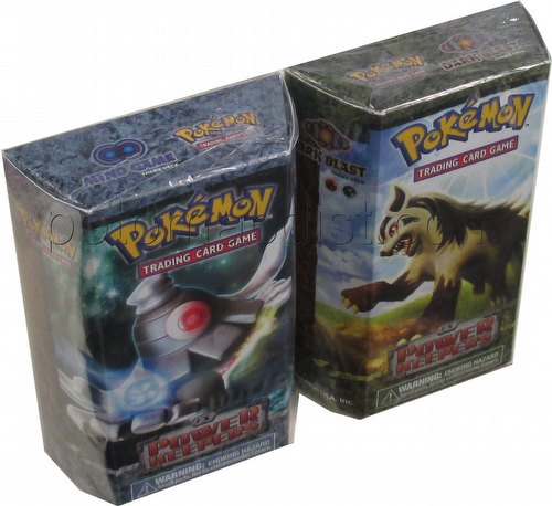 Pokemon TCG: EX Power Keepers Theme Starter Deck Set [2 decks]