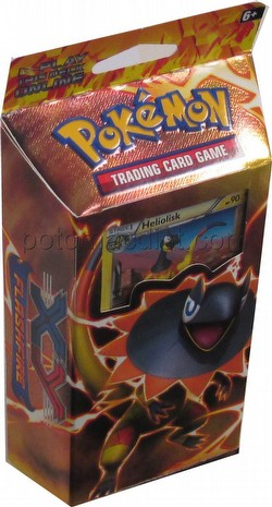 Pokemon TCG: XY Flashfire Brilliant Thunder Theme Starter Deck