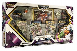 Pokemon TCG: Forces of Nature GX Premium Collection Box