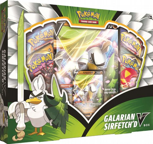 Pokemon TCG: Galarian Sirfetch