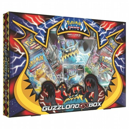 Pokemon TCG: Guzzlord-GX Case [12 boxes]
