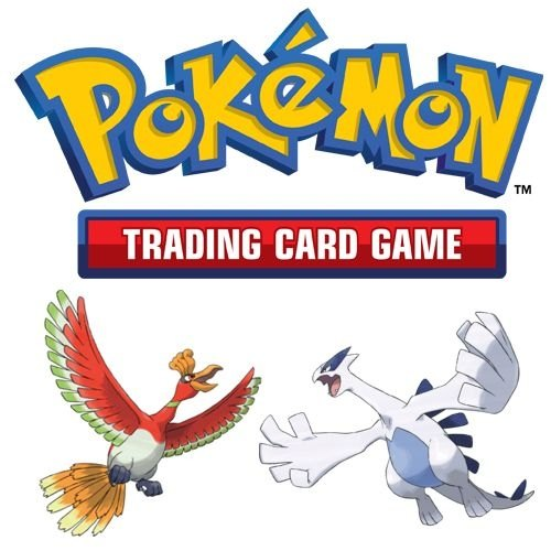 Pokemon TCG: Ho-Oh and Lugia Legendary Battle Deck Box