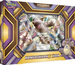 Pokemon TCG: Kangaskhan-EX Box
