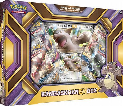 Pokemon TCG: Kangaskhan-EX Case [12 boxes]