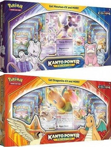 Pokemon TCG: Kanto Power Collection Set [2 boxes]