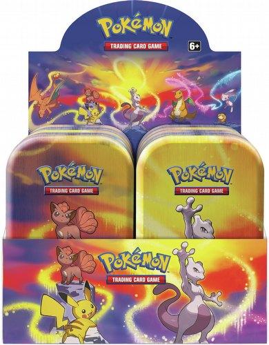 Pokemon TCG: Kanto Power Mini Tin Box [10 Tins]