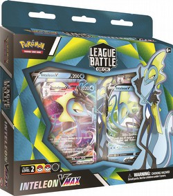 Pokemon TCG: Inteleon VMAX League Battle Deck Set