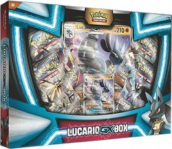 Pokemon TCG: Lucario-GX Case [12 boxes]