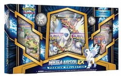 Pokemon TCG: Mega Absol-EX Premium Collection Box