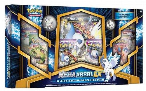 Pokemon TCG: Mega Absol-EX Premium Collection Box