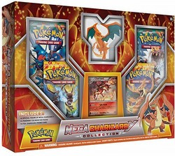Pokemon TCG: Mega Charizard Y Box