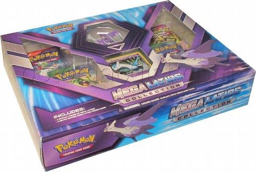 Pokemon TCG: Mega Latios Collection Box