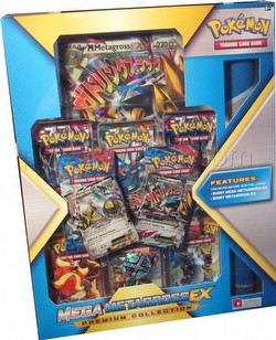 Pokemon TCG: Mega Metagross EX Premium Collection Box