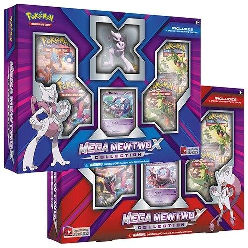 Pokemon TCG: Mega Mewtwo X & Y Collection Set