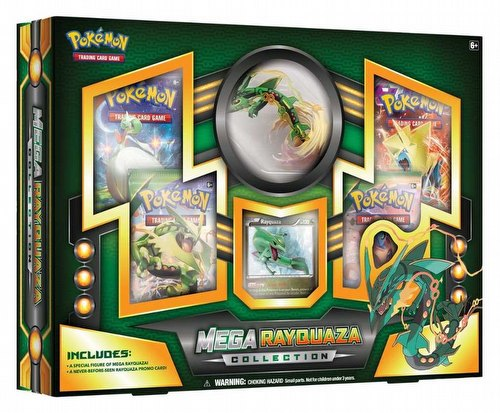 Pokemon TCG: Mega Rayquaza Collection Box
