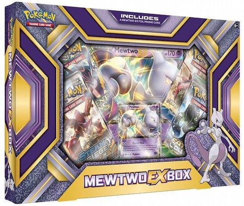 Pokemon TCG: Mewtwo-EX Case [12 boxes]