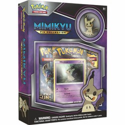 Pokemon TCG: Mimikyu Pin Collection Box