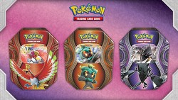 Pokemon TCG: 2017 Mysterious Powers Tin Set [3 Tins]