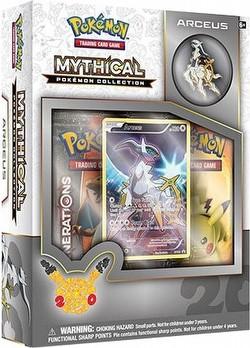 Pokemon TCG: Mythical Pokemon Collection - Arceus Box