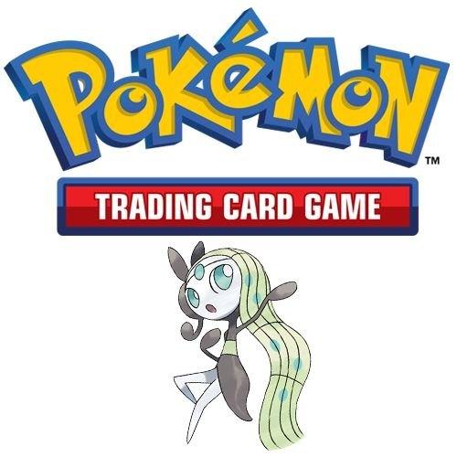 Pokemon TCG: Mythical Pokemon Collection - Meloetta Case [24 boxes]